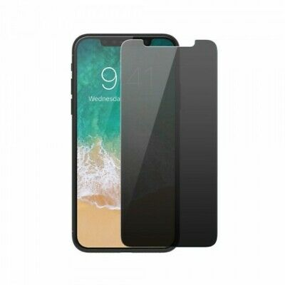AU3.15 • Buy Privacy Anti-Spy Tempered Glass Protector For IPhone 11 Pro XS Max X 8 8+ 7 6 6+