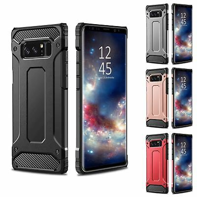 $ CDN6.73 • Buy Hybrid Armor Case For Samsung Galaxy S7 S8 S9 + Shockproof Rugged Bumper Cover