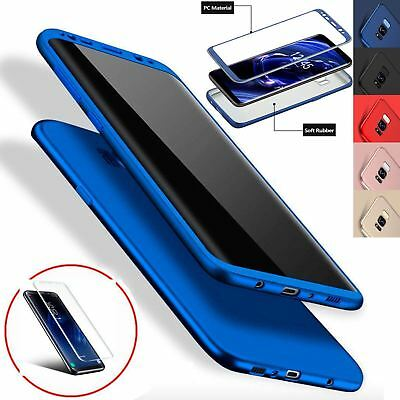 $ CDN5.02 • Buy New ShockProof Hybrid 360 TPU Thin Case Cover For Samsung Galaxy S7 Edge S8 S9 +