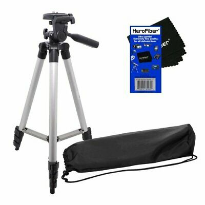 $16.95 • Buy 50  Light Weight Photo/Video Tripod For Olympus E-10 Digital Cameras +FREE Cloth