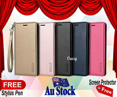AU9.99 • Buy Genuine Hanman Wallet Leather Case Cover For Oppo Ax5 A57 A77 F1s Case