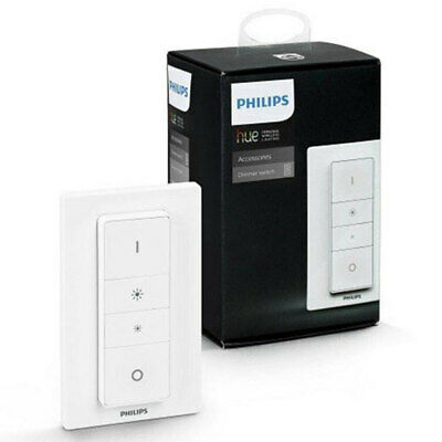 AU49.95 • Buy Philips Hue Dimmer Switch/Remote Control For Light Bulb System Home Lighting