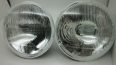 AU65 • Buy 7 Inch Round H4 Halogen Headlight Suit Falcon XC With Park Lamp  Set Of 2