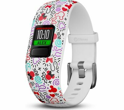 View Details GARMIN Vivofit Jr 2 Kid's Activity Tracker - Minnie Mouse, Adjustable Band - Cur • 54.99£