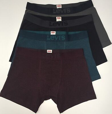 Levi's 2 Pack Of Hipster Boxer Shorts/underwear's  • 17.99£