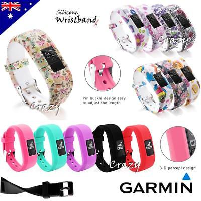 AU4.49 • Buy Replacement Band For GARMIN VIVOFIT JR JR2 JUNIOR Fitness Wristband Bracelet