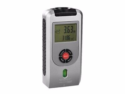 Powerfix Profi Multi Ultrasonic Distance Meter Laser • 10.18£