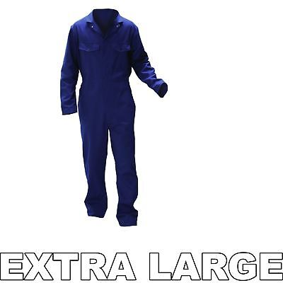 £19.96 • Buy Warrior 0118B2 Navy XLarge Spray Painter's Paint Overalls Action Back Styling