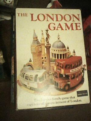 £7.99 • Buy Vintage London Board Game Bambola Toys 1972 Complete