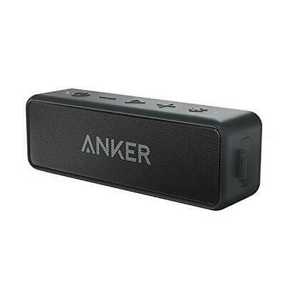 AU109.95 • Buy Anker SoundCore 2 12W Portable Wireless Bluetooth Speaker: Better Bass 24-Hour P