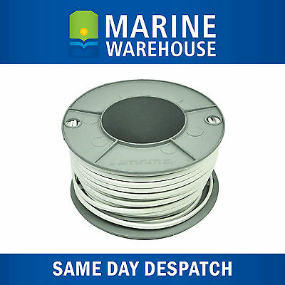 AU89.90 • Buy 20 Metres 6mm Twin Core Sheath Cable - 20M Marine Tinned Copper Wire 709989/20