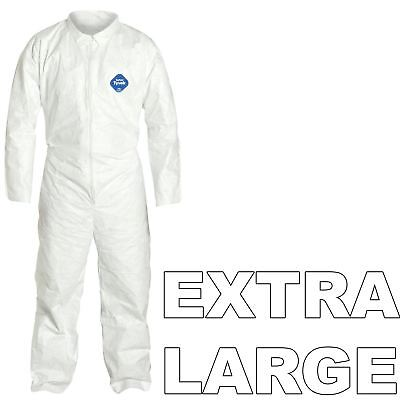 £11.95 • Buy 1 X DuPont Tyvek Classic Painters Disposable Overall - Size XL Sprayers Coverall
