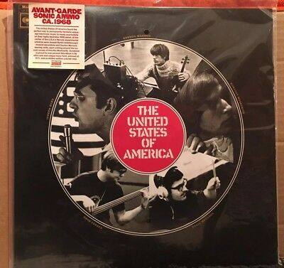 Black Friday RSD 2017 United States Of America Mono Sundazed Vinyl LP • 24.37£