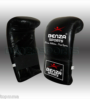 $ CDN34.99 • Buy Boxing Bag Gloves Bag Mitts For MMA Muay Thai Training Grappling Glove SZ: LARGE