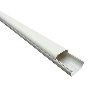 AU23 • Buy 2m PVC Duct Pipe Air Conditioner Wall Cover 100x70x2000mm Ducting Duct Cover