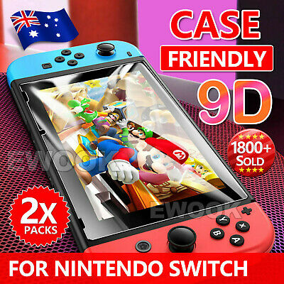 AU7.85 • Buy 2 X EWOOK Nintendo Switch Tempered Glass Screen Protector For Nintendo Switch