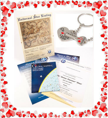 £13.99 • Buy Buy A Star Valentines Day ** Naming Stars Since 1995 **