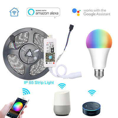 $15.99 • Buy USB LED RGB  Strip Light Battery Powered TV Back Mood Light New Year Decor 5V