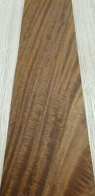 $25 • Buy Crotch Mahogany Wood Veneer Strips 3.5  X 18  With Paper Backer 1/32  Thick