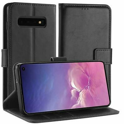 $ CDN6.86 • Buy LEATHER WALLET STAND CASE COVER FOR SAMSUNG GALAXY S10 PLUS S9 S8 A8 J7 Note 10