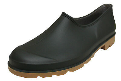 Olive Garden Clogs Unisex Waterproof Green Gardening Wellie Shoe Sizes 3 To 12 • 11.99£