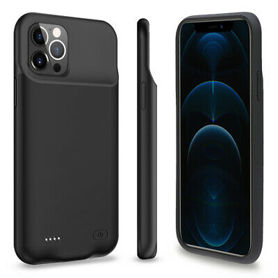AU63.64 • Buy Smart Battery Case Cover Power Bank For IPhone 12 Mini 11 Pro XS Max Super Slim