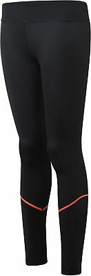 More Mile Womens Ladies Compression Recovery Long Base Tight Running Fitness Gym • 16.95£