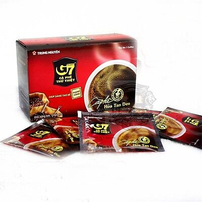 AU6.45 • Buy Premium 100% Pure Instant Coffee G7 Imported Organic Bag Packaging Black Coffee