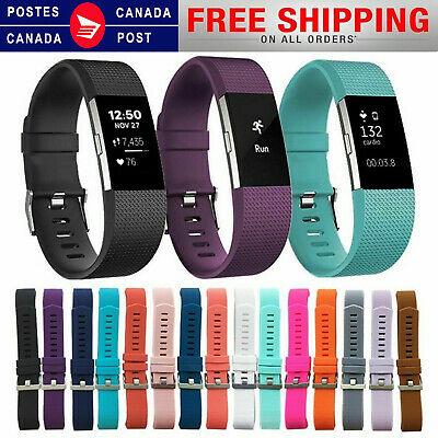 $ CDN9.99 • Buy For Fitbit Charge 2 Bands Various Replacement Wristband Watch Strap Bracelet