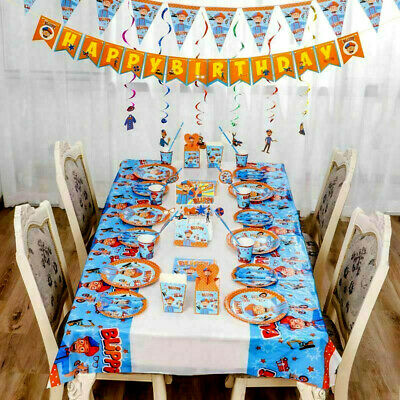£2.99 • Buy Theme Kids Birthday Party Supplies Decoration BlIppIx Balloons Cover Banner