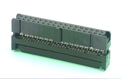50 Way IDC Connector Cable Socket Pack 5 • 10£