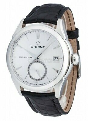Eterna Eternity 1948 Legacy GMT Automatic Mens Watch 7680.41.11.1175 • 1,177.02£