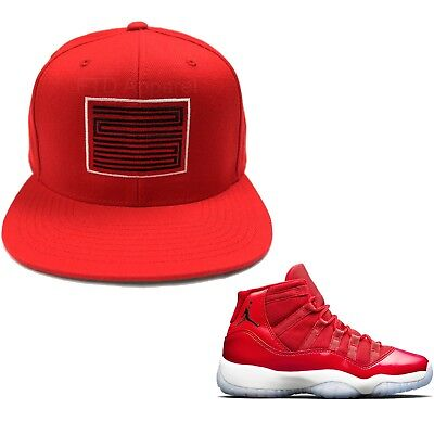 5babbe4f788e91 Win Like 96 SNAPBACK HAT To Match With Air Jordan 11 Win Like 96 Shoes T