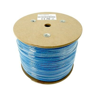 AU89 • Buy Cat6 300m/305m UTP Ethernet Data Cable Roll Lan Network Solid Core On Reel