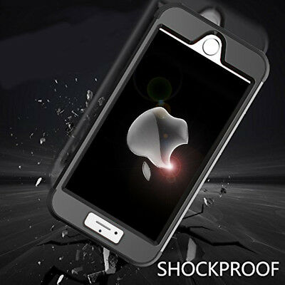AU12.99 • Buy 3 In 1 Hybrid Shockproof Military Armor Case Rugged Cover For IPhone 8 7 6s Plus