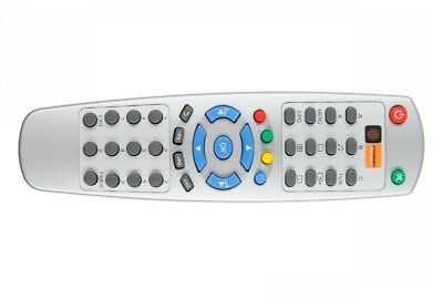 Pilot Cyfrowy Polsat MINI D1 2 3 F300 Silver Remote Control Fast Shipping • 7.69£