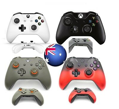 AU84.99 • Buy New Xbox One S Wireless B-tooth Game Controller Gamepad For MS PC Window AU