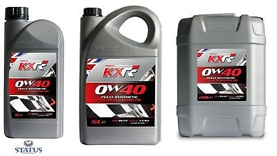 KERAX HYPERDRIVE 0W40 FULLY SYNTHETIC RACING Race MOTOR OIL 1 5 20 Litre  L • 26.99£