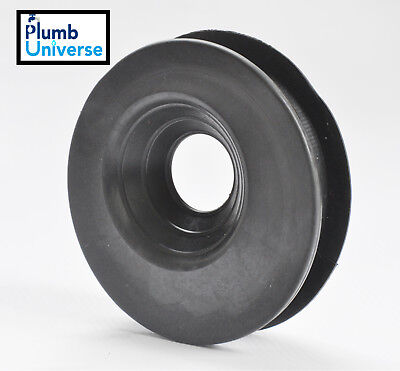110mm Soil Pipe Waste Adapter Rubber For 32mm, 40mm Or 50mm Waste Pipe Universal • 6.50£