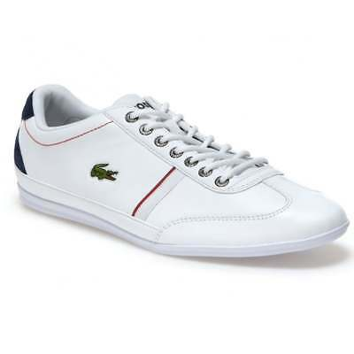 Lacoste Misano Sport 118 1 CAM White / Navy (N29) 7-35CAM0083-042 Mens Trainers • 74.99£