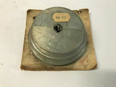 AU32.17 • Buy NOS Chicago #148 3 Step Pulley 5/8  Bore 4 1/2 , 4 , 3 1/2  Lathe Drill Press