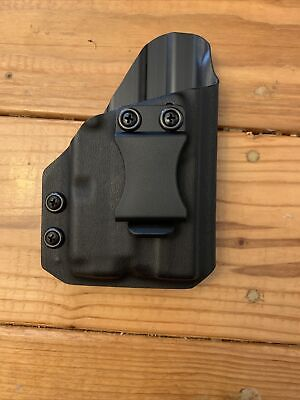 $25.65 • Buy Smith And Wesson M&P Shield TLR6. Kydex Inside Waistband Holster