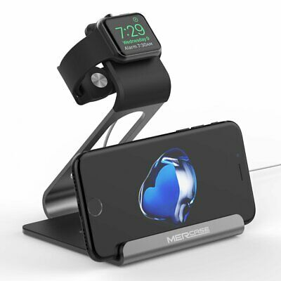 AU61 • Buy Mercase For Apple Watch Stand Charging Docking Station Holder Apple Watch Series
