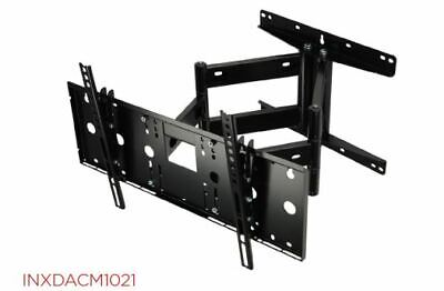 InstallXtra INXDACM1021 Double Articulated Wall Mount For TV Monitor 37  To 70  • 119.31£