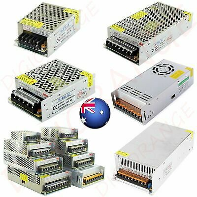 AU14.99 • Buy NEW AC 240V To DC 12V/24V 10A~60A Switch Power Supply Adapter For LED Strip AU
