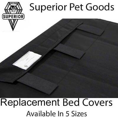 AU34.90 • Buy Superior Pet Goods Flea Free Heavy Duty Replacement Dog Bed Cover In XS,S,M,L,XL