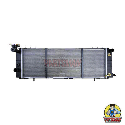 AU160 • Buy Radiator Jeep Cherokee XJ 4.0L 6Cyl Petrol 94-01 With RH Oil Cooler Automatic Tr
