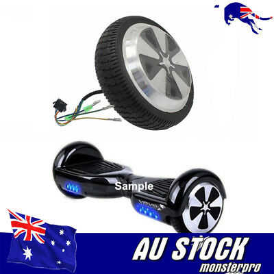 AU33.96 • Buy 6.5'' Inch Motor/Wheel For Self Balancing Electric Cycle Replacement Wheel AU