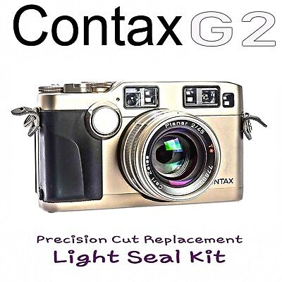 £15.80 • Buy Contax G2 Replacement Light Seal Kit ~ Full Set Of Seals Found In This Camera