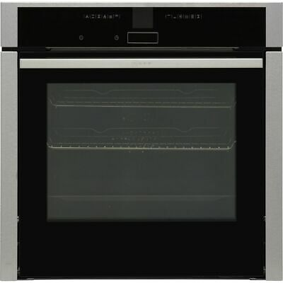 £715 • Buy NEFF B47CR32N0B N70 Slide&Hide® Built In 60cm A+ Electric Single Oven Stainless